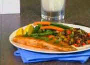 Healthy Cumin Fish