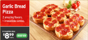 Pizza Hut launches Garlic Bread Pizza