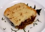 Shepherd's Pie Moussaka
