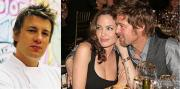 Jamie Oliver to cook Christmas dinner for Brangelina this year.