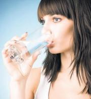 Drinking water is a good habit to acquire