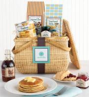 Breakfast basket - an ideal gift