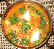 Butter chicken by Chef Sonali
