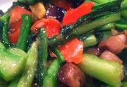Sauteed Mixed Vegetables