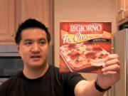 Review of DiGiorno For One Thin Crispy Crust Supreme Pizza