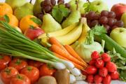 Eating veggies help the aging problems