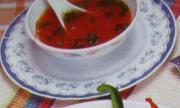 Tomato and Cardamom Soup