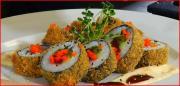 Hanapa'a Sushi Company - Ahi Katsu Roll Part 1