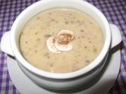 Double Mushroom Soup