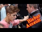 Justin Bieber ASSAULTS a Photographer