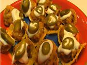 Betty's Game Day Nachos -- Super Bowl!