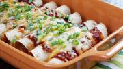 Low Fat Enchiladas — Enchiladas