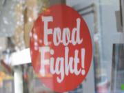 Food Fight! Grocery in Portland - Vegan Paradise!