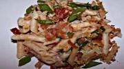 Healthy Tuna Casserole - Italian Style