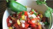 Fresh Summer Grape Tomato Salsa