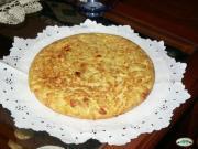 Potato And Sausage Omelette