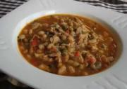 Superbowl Chicken And White Bean Chili