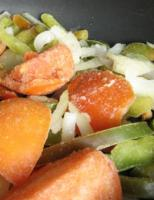 how to store leftover vegetables and carry over fresh to eat and cook