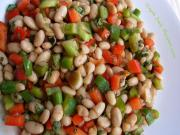 Christmas Bean Salad