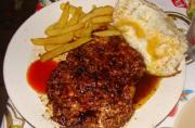 Baked Sweet Sour Breast Of Lamb