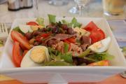 Cucumber Salad Nicoise