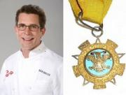 Rick Bayless has been awarded the Mexican honor