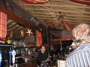 The interior of Billy's Martini Bar