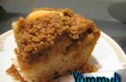 Apple Crumb Topped Coffee Cake
