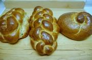 Mixer Challah, a good breakfast recipe for Purim Kids party