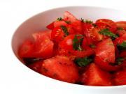 Jean Van Den Berg's Herbed Tomatoes