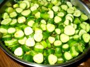 Cucumber Chunks