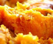 Yams In Orange Sauce