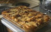 Beef and Egg Lasagna : Part 2 - Assembling and Baking