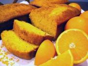 Orange Nut Shortbread