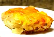 Baked Ham and Scalloped Potatoes