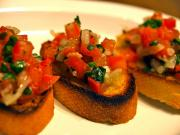 Original Tomato Bruschetta