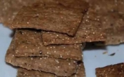 Healthy 3 Grain Crackers
