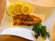 "Dover Sole with Orange Juice on ""Simply Delicious Living with Maryann"""