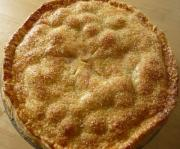 Peach Mince Pie