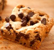 Chocolate Chip Peanut Butter Brownies