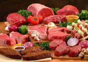 handling meat