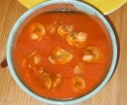 Mushrooms In Fresh Tomato Sauce