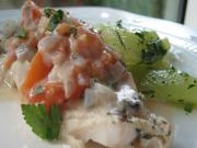 Easy Poached Snapper