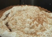 Banana And Chocolate Cream Pie