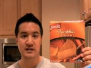 One Word Review : Sara Lee New York Style Pumpkin