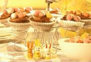 Quick and Easy Easter Egg Cakes