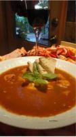 Diva's Gwen Saffroni Seafood Soup