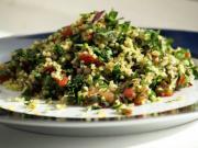 Purslane Tabouli Salad