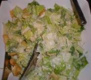 Garden Salad With Croutons
