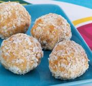 Coconut Pompons